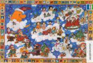 Adventskalender Mond und Wolken aus 98451/13