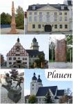 Postkarte Plauen
