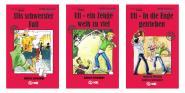 Ulis Kriminalfälle Buchpaket mit 3 Titeln