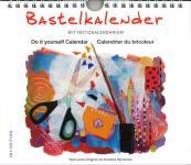Bastelkalender weiß 20x17cm 84.753 nach Original von Kristina Heinemannn