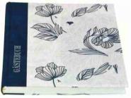 Gästebuch-Blume-groß-perlmutt