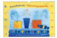 Geburtstags-Bastelkalender