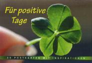 Foto-Postkarten-Buch-Für positive Tage