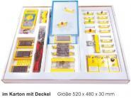 Elektrobaukasten, einfache Elektronik und Solartechnik