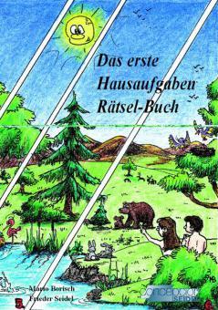 Das erste Hausaufgaben Rätsel-Buch