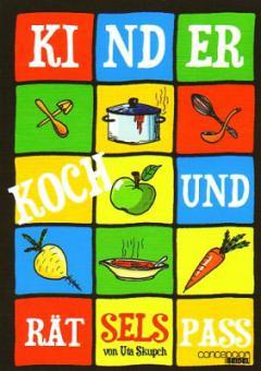 Kinder Koch- und Rätselspaß