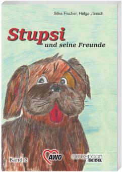 Stupsi und seine Freunde Bd. II