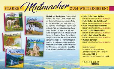 Mutmach-Sortiment | Psalmen