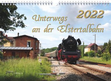 Unterwegs an der Elstertalbahn