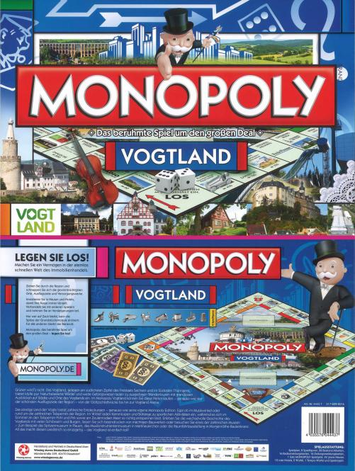 Monopoly Vogtland