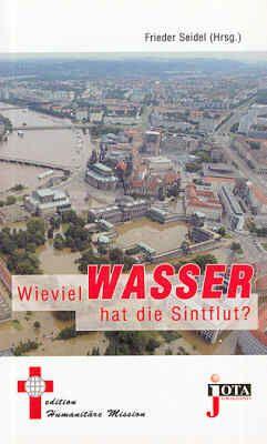 Wieviel Wasser hat die Sintflut