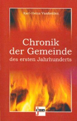 Chronik der Gemeinde des ersten Jahrhunderts