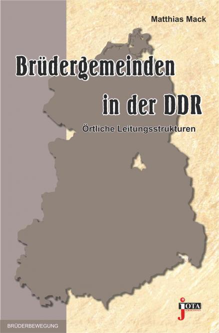 Brüdergemeinden in der DDR